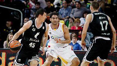 El Bizkaia Bilbao se ha impuesto con comodidad al Granada liderado por Aaron Jackson, que acabó con 18 puntos y cinco asistencias.