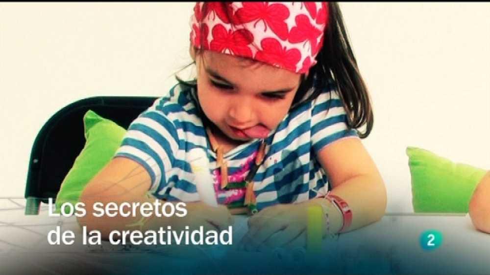 Redes - Los secretos de la creatividad - Todos poseemos un talento, todos tenemos la capacidad de ser creativos; y la mayoría vivimos sin saberlo - Ver ahora