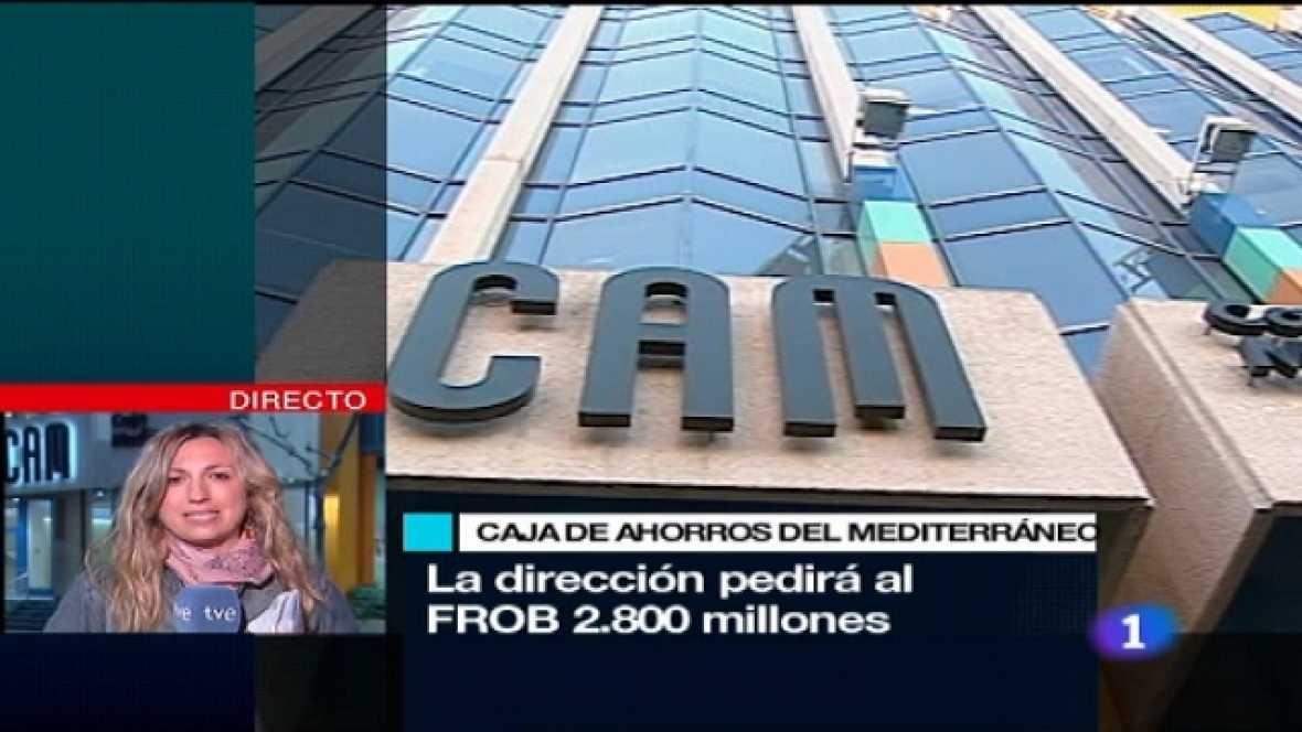 Telediario - 21 horas - 01/04/11 - Ver ahora
