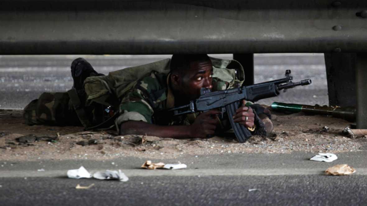 Arranca la ofensiva de la ONU y Francia en Costa de Marfil