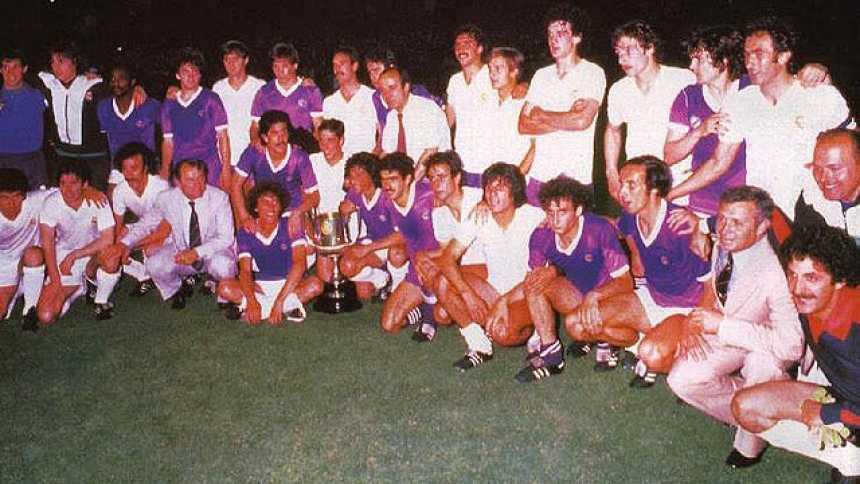 La Copa más blanca: Real Madrid Vs Castilla (1980)