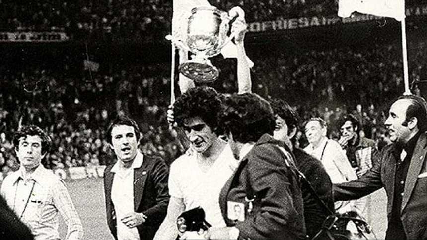 La venganza madridista llegó en 1974 con un 4-0