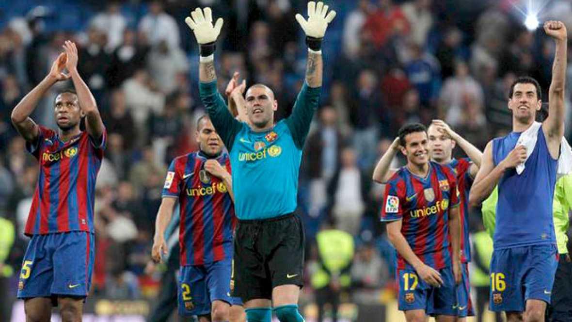 Real Madrid 0 - 2 Barcelona (Temp. 09/10)