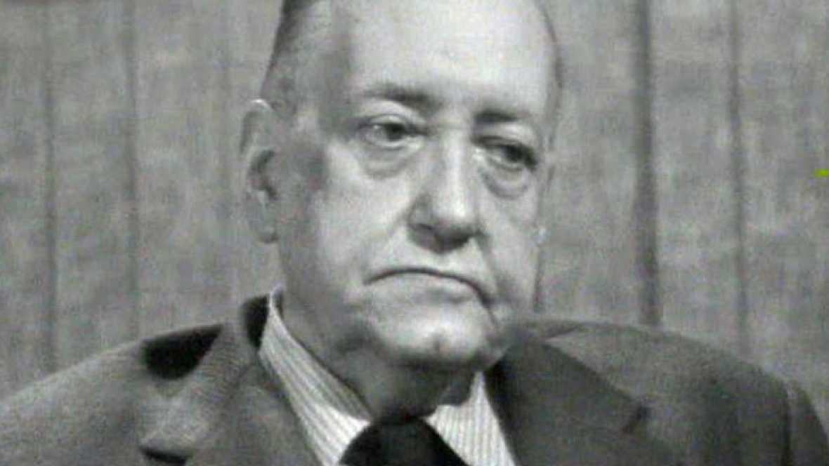 Entrevista a Alejo Carpentier en 'A fondo' (1977)