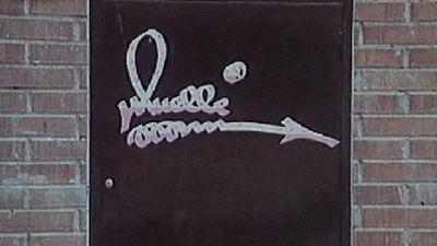 Crónicas urbanas - Mi firma en las paredes