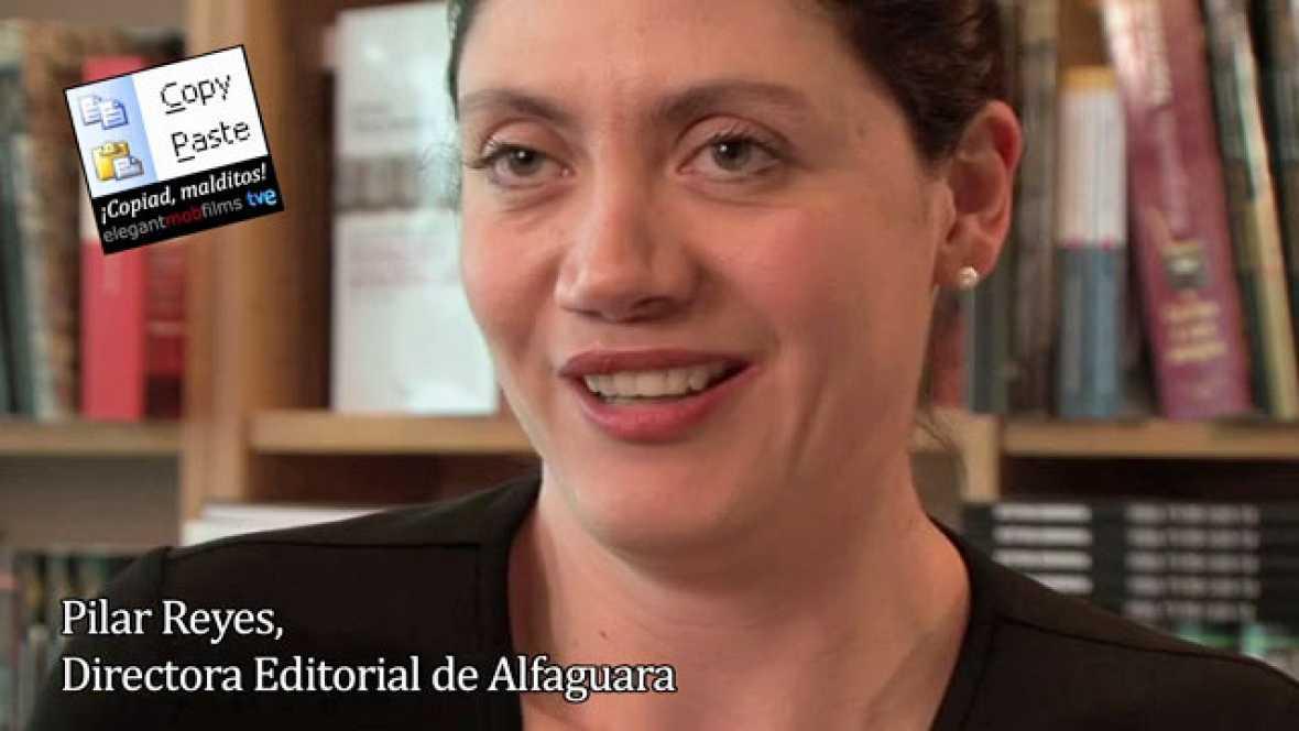 ¡Copiad, malditos! - Entrevista completa a Pilar Reyes