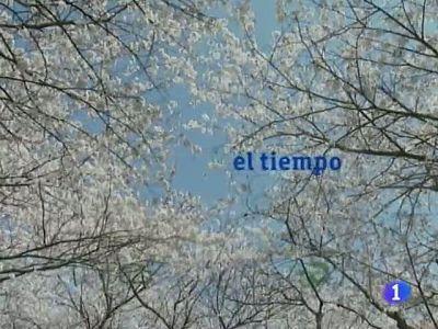 El tiempo en Andalucia 07/04/11