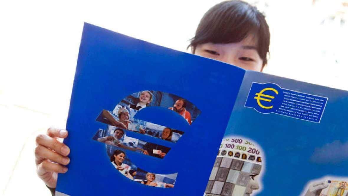 La subida de tipos de interés del banco Central Europeo al 1,25%, la primera en 32 meses, perjudica sobre todo a países como Grecia, Irlanda y Portugal que están a la cola de la zona euro.