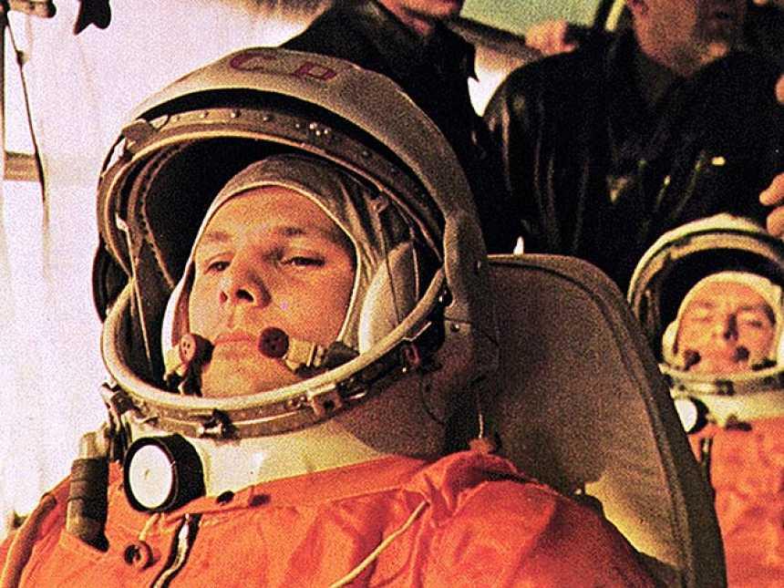 El viaje de Yuri Gagarin (1961)