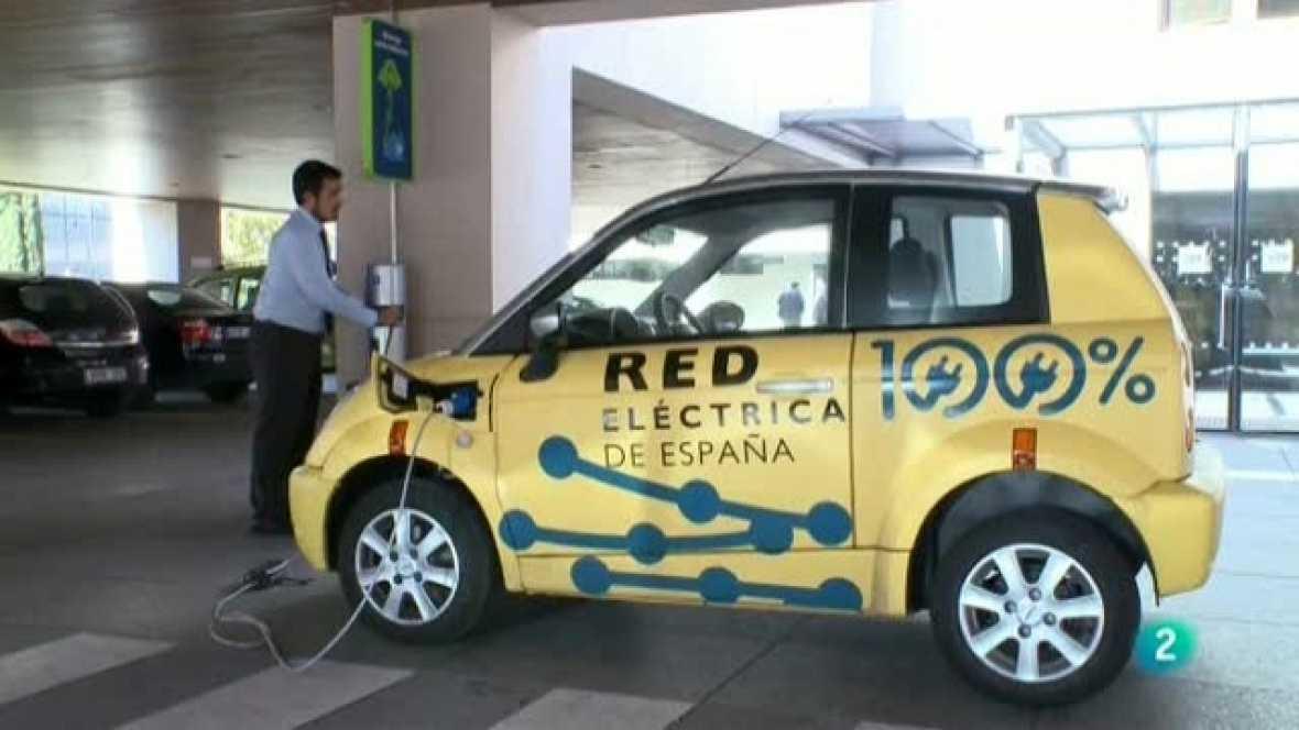 Naturalmente - El coche eléctrico - Ver ahora