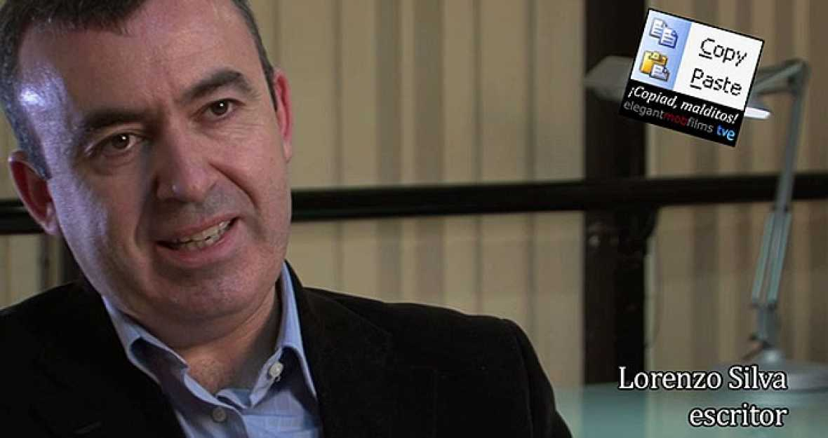 ¡Copiad, malditos! - Entrevista completa a Lorenzo Silva