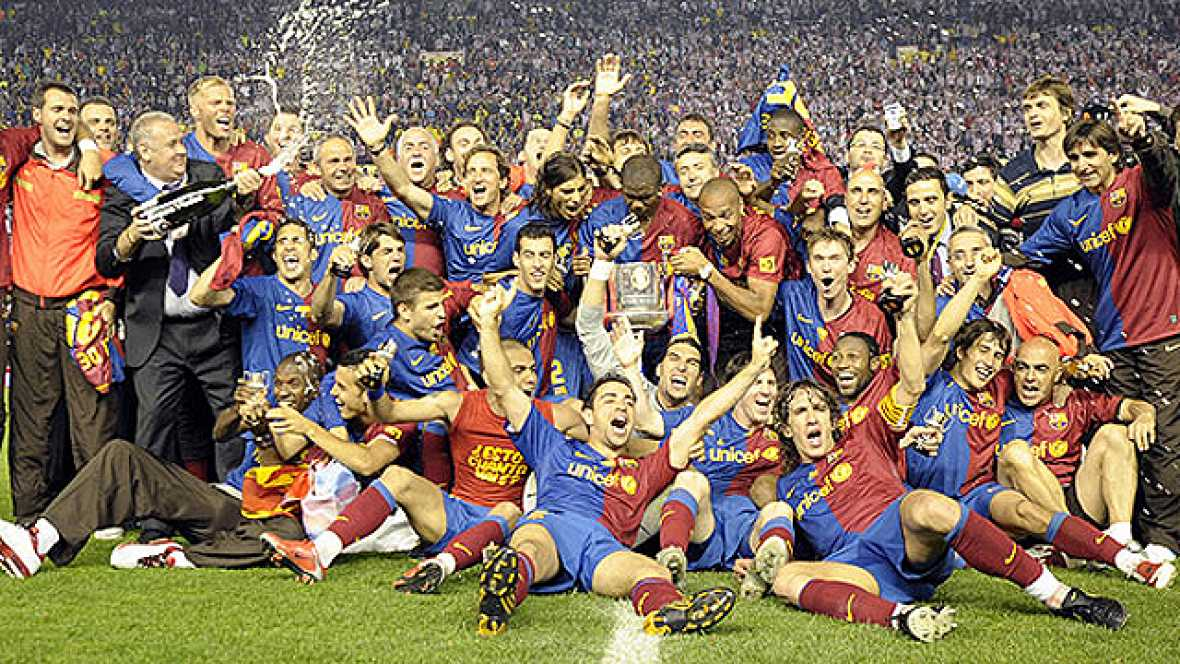 Con 25 títulos en su palmarés, el FC Barcelona es el 'Rey de Copa' por delante del Athletic que tiene 23.