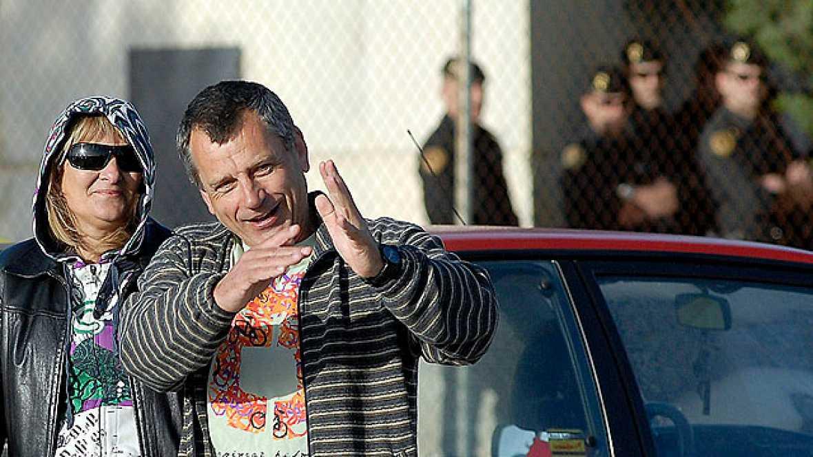 El preso más antiguo de ETA sale de la cárcel