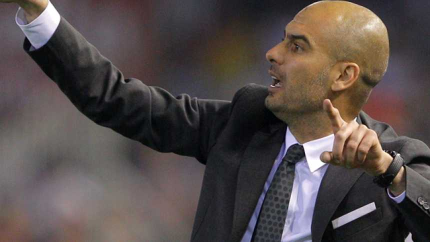 """Guardiola: """"Hay que levantarse"""""""