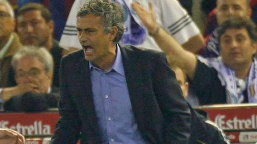 """Mourinho: """"Parece que iremos a Cibeles"""""""