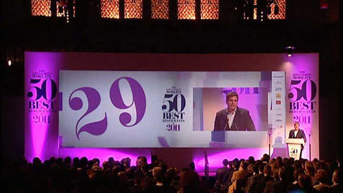 Berastegui cuestiona la independencia de los organizadores de la lista de los 50 mejores restaurantes del mundo