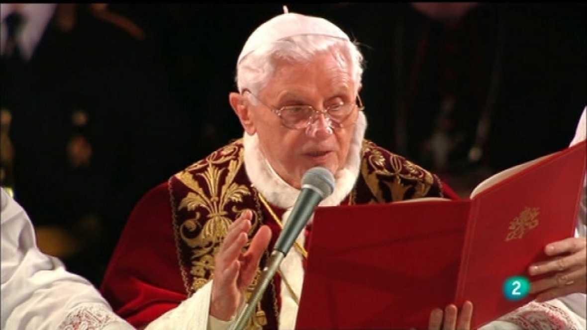 Vía Crucis desde Roma - 22/04/11 - Ver ahora