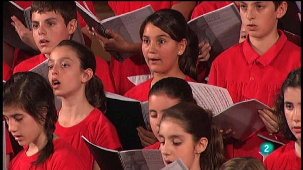 Los conciertos de La 2 - Orquesta Barroca Música Sacra - Ver ahora