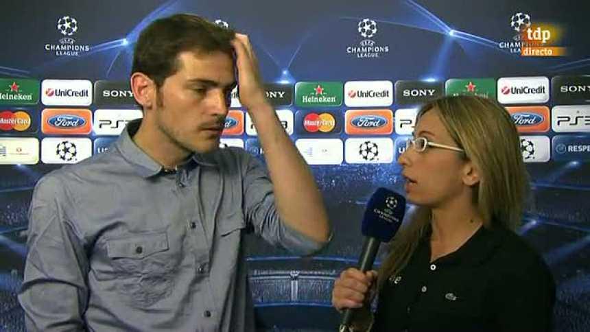 """Casillas: """"La expulsión es rigurosa"""""""