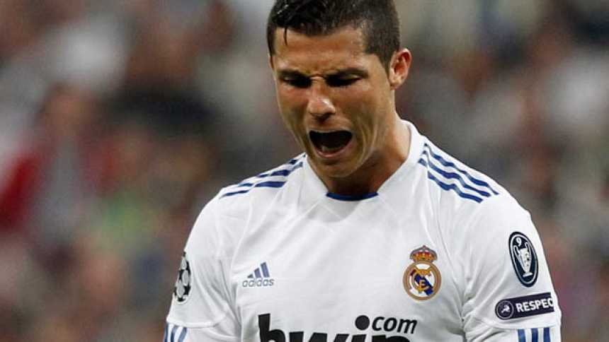 """Ronaldo: """"No me gusta jugar así"""""""