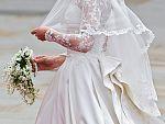 El ramo de Catalina, un cariñoso guiño a su marido