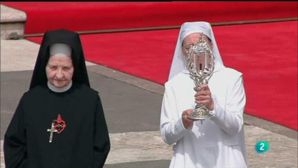 El día del Señor - Misa de beatificación de Juan Pablo II, 2 parte  - Ver ahora