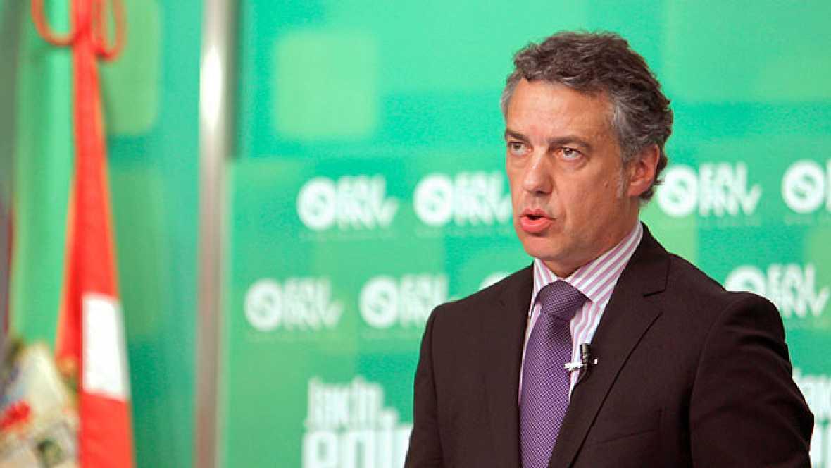 El PNV suspende su colaboración y apoyo al Gobierno por la anulación de Bildu