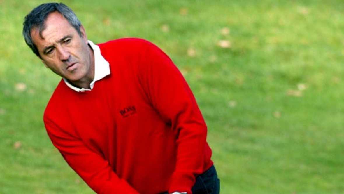 Reportaje de Informe Semanal emitido el 21 de julio de 2007, unos días después de que Severiano Ballesteros anunciara su retirada del golf profesional tras 33 años como profesional y casi un centenar de títulos ganados. El cántabro es uno de los depo
