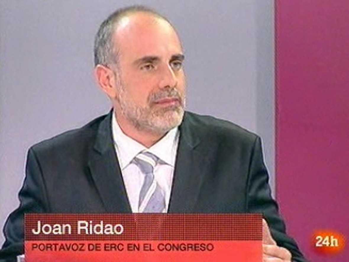 Canal 24 horas - Joan Ridao