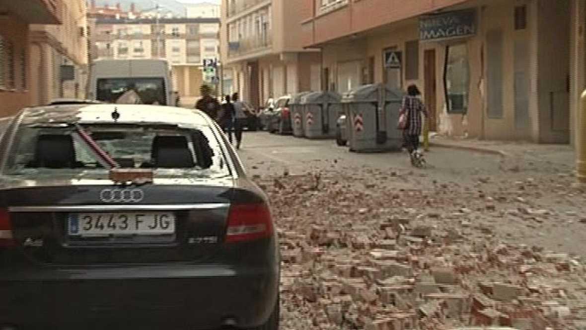 El alcalde de Lorca dice que podría haber entre dos y cinco muertos por los terremotos