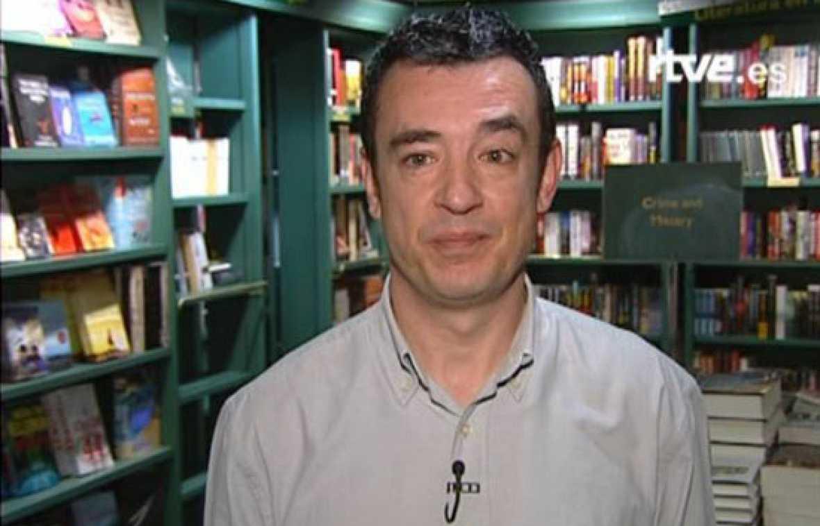 Alfonso Santos, director de la Casa del Libro de Gran Vía
