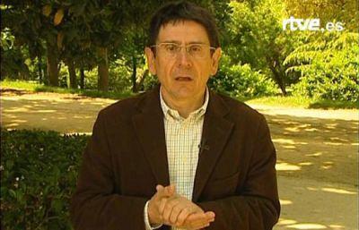 Teodoro Sacristán, director de la Feria del Libro de Madrid