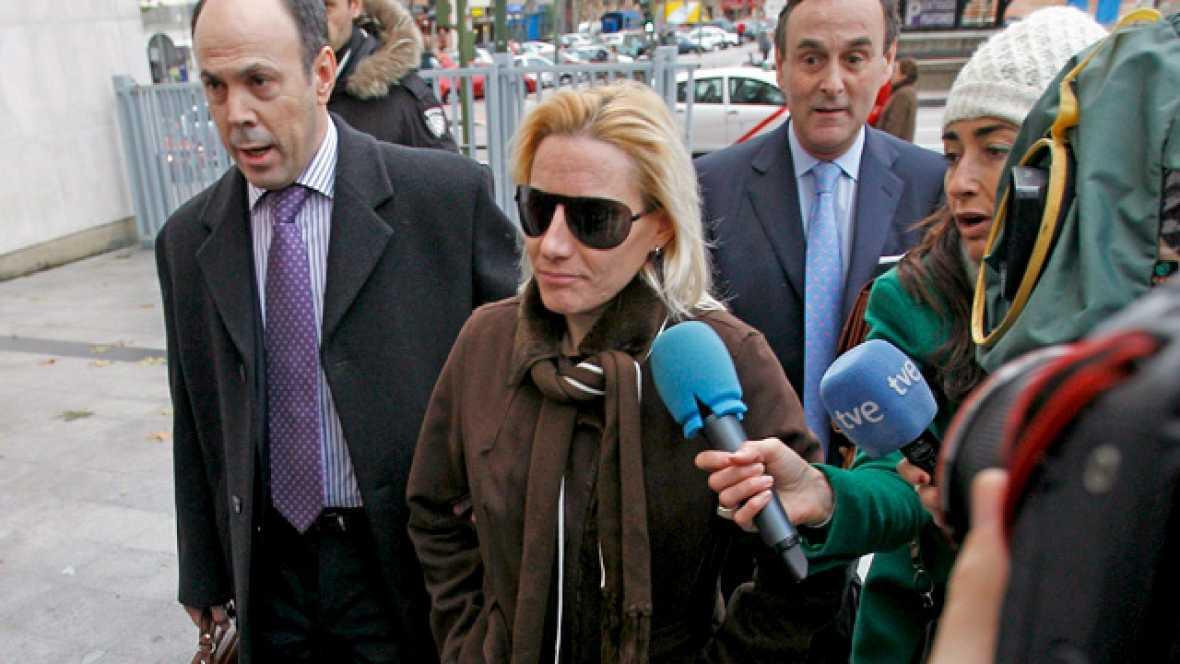 Buenas noticias para Marta Domínguez