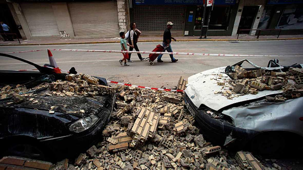 Las víctimas mortales por el terremoto ascienden a 9 personas