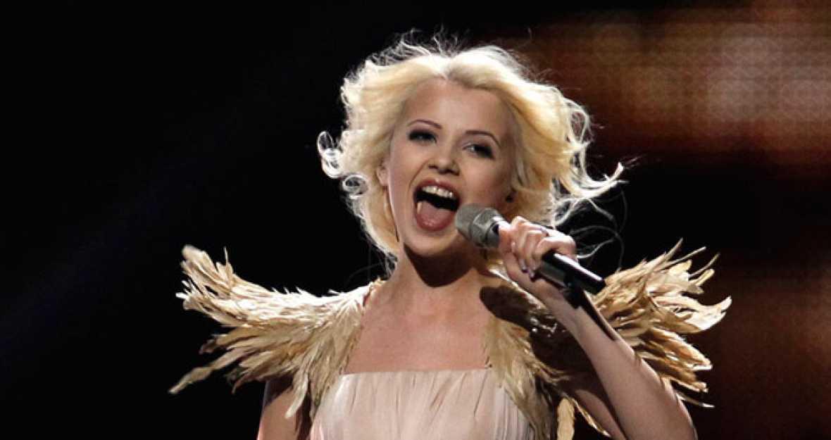 Eurovisión 2011 - 2ª semifinal - Ucrania