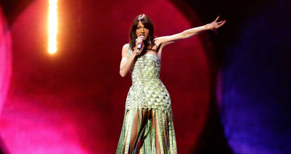 Eurovisión 2011 - 2ª semifinal - Israel