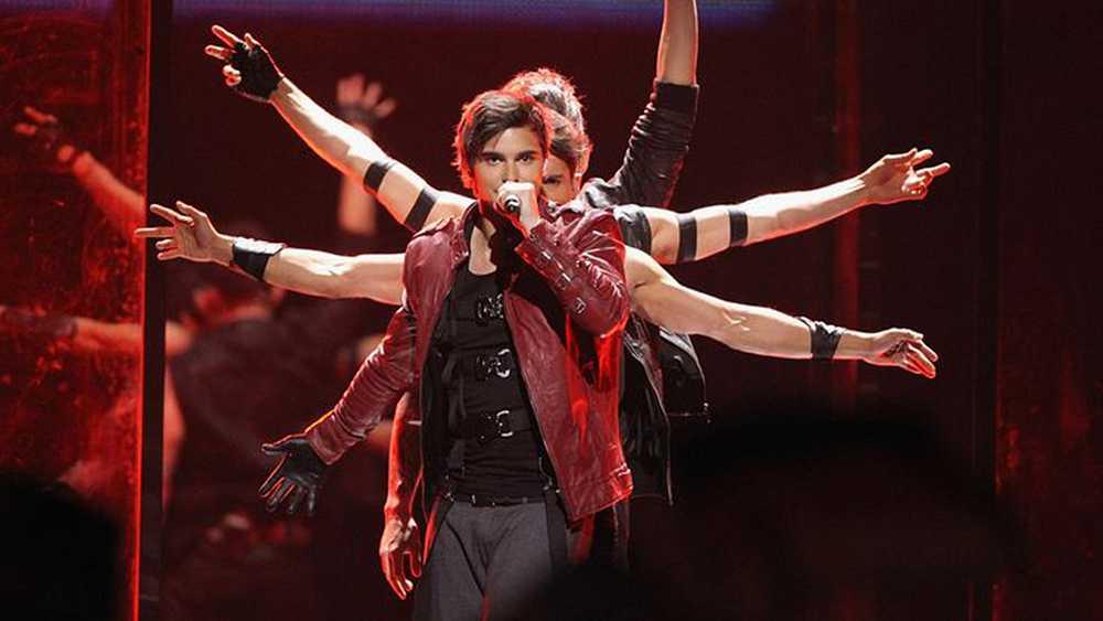 Festival Eurovisión - Segunda semifinal - Ver ahora