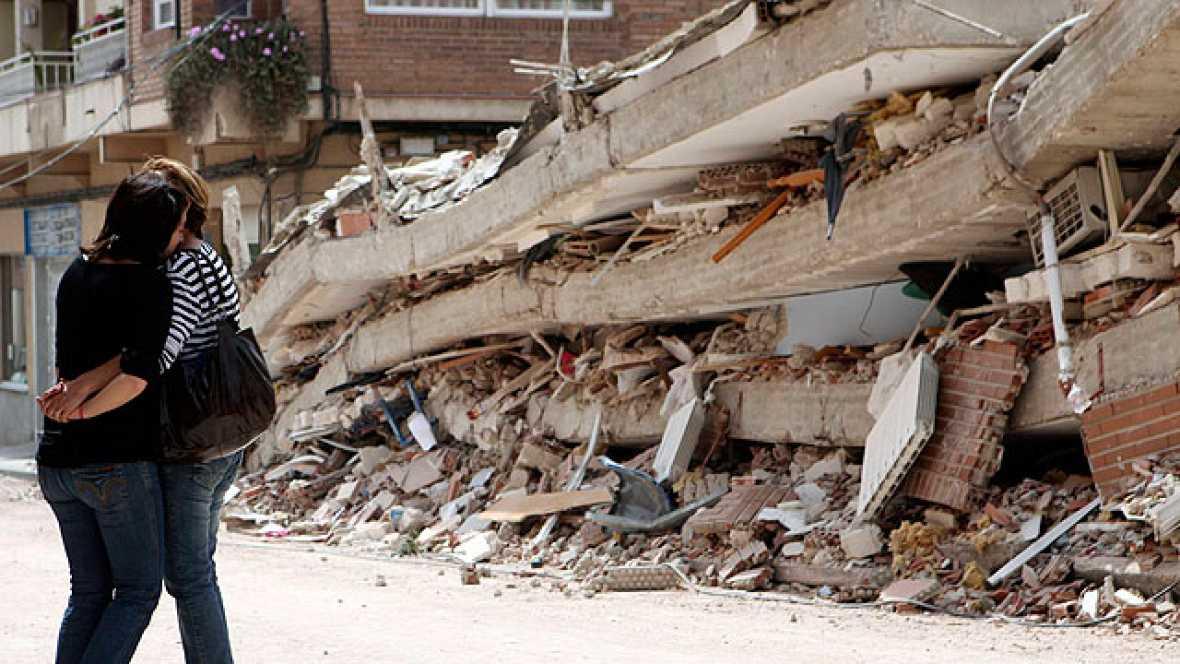 En Lorca ya hay más de 800 edificios que se pueden volver a habitar