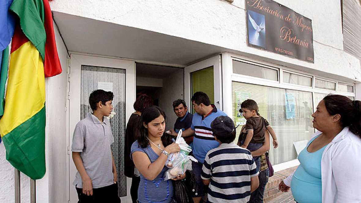 Muestras de solidaridad para ayudar a los vecinos de Lorca