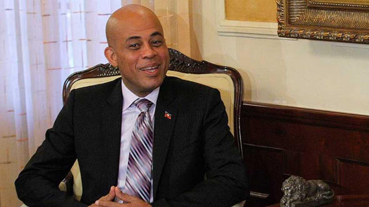 Haití se prepara para la investidura presidencial de Michel Martelly