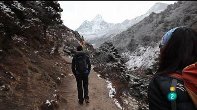 Desafío 14+1: Everest sin O2 (Edurne Pasabán) - Capítulo 5 - Ver ahora