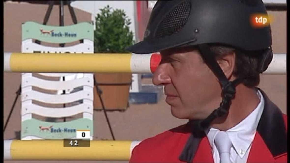 "Hípica - Concurso de saltos Trofeo ""Massimo Dutti"" desde Valencia - 17/05/11 - Ver ahora"