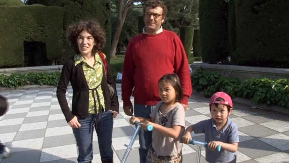 En familia - Todo por amor - Adoptar en Pasaje Verde
