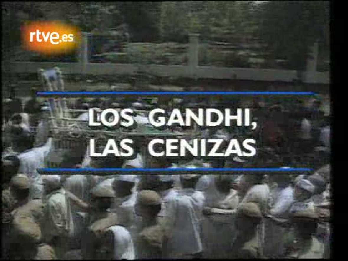 El asesinato de Rajiv Gandhi (1991)