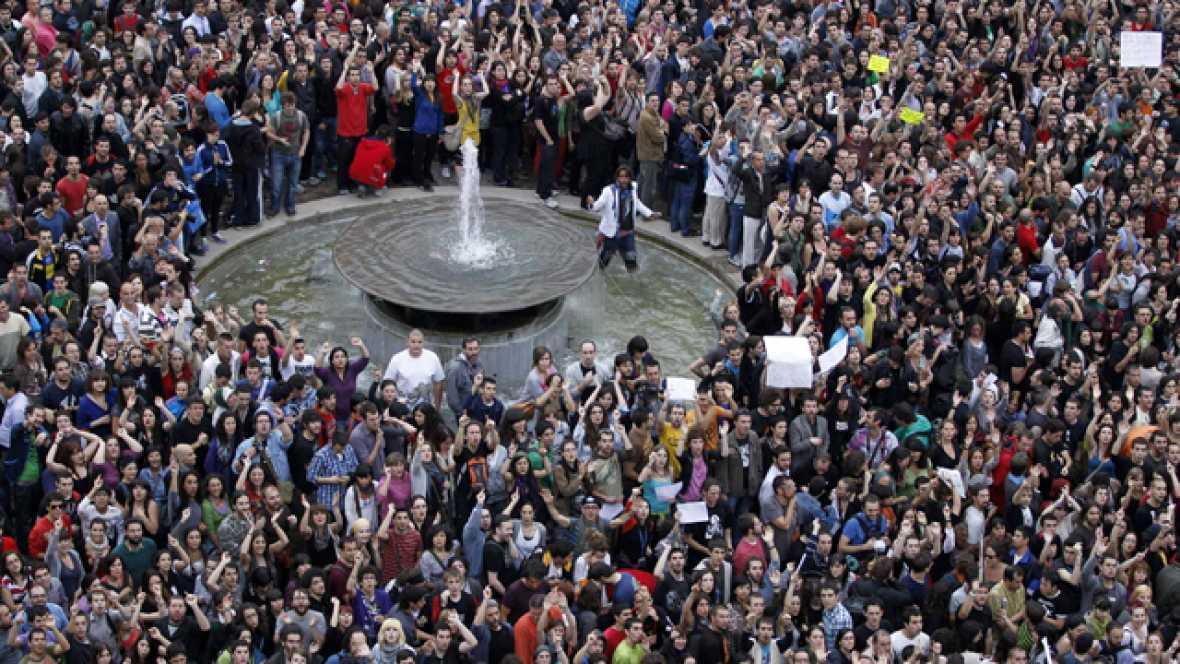 Sociólogos y politólogos analizan el movimiento 15M