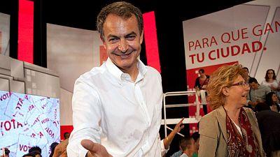 Zapatero dice que hay que escuchar al Movimiento 15-M