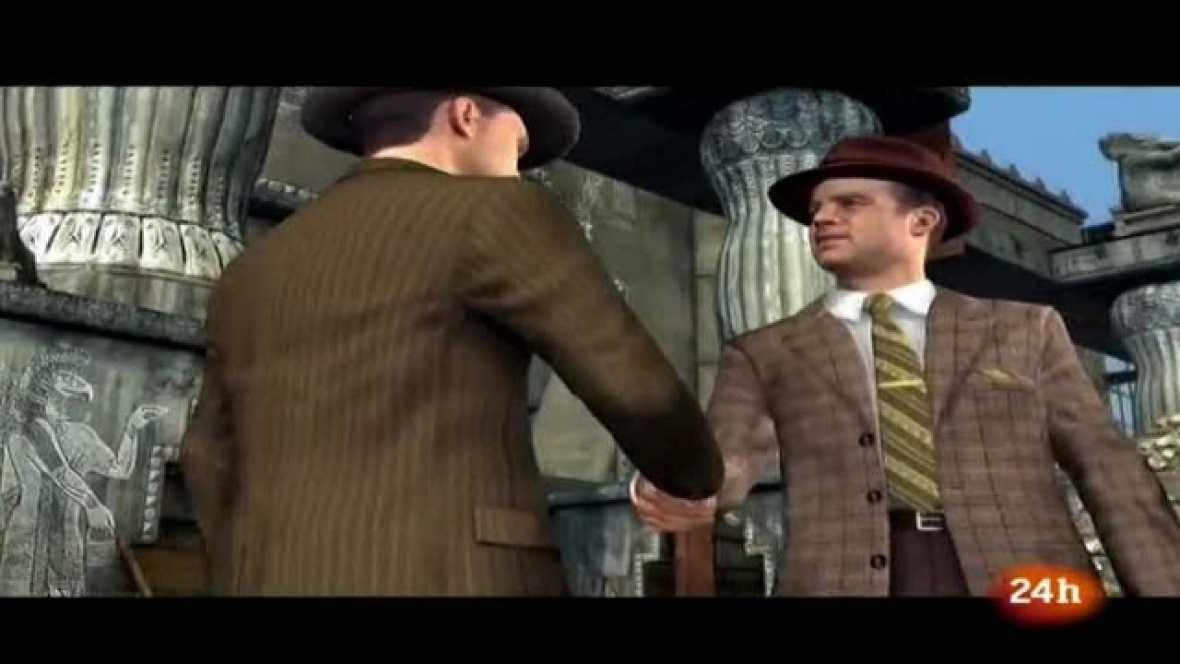 """Zoom Net - """"L.A. Noire"""", """"Homeward Journeys"""" y """"Animayo"""" - 21/05/11 - Ver ahora"""
