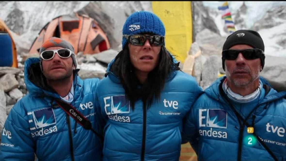Desafío 14+1:Everest sin O2 (Edurne Pasabán) - Capítulo 6 - Ver ahora