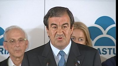 Cascos gana las elecciones en Asturias