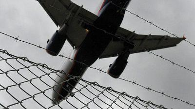 Más de 500 vuelos cancelados en Europa por el volcán